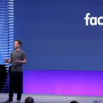FILE PHOTO: Facebook CEO Mark Zuckerberg speaks on stage during the Facebook F8 conference in San Francisco, California, U.S. on April 12, 2016. REUTERS/Stephen Lam/File Photo