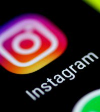 FILE PHOTO: The Instagram application is seen on a phone screen August 3, 2017.   REUTERS/Thomas White/File Photo