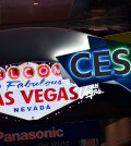 LAS VEGAS, NV - JANUARY 10: The CES logo is seen during CES 2018 at the Las Vegas Convention Center on January 10, 2018 in Las Vegas, Nevada. CES, the world's largest annual consumer technology trade show, runs through January 12 and features about 3,900 exhibitors showing off their latest products and services to more than 170,000 attendees.   David Becker/Getty Images/AFP == FOR NEWSPAPERS, INTERNET, TELCOS & TELEVISION USE ONLY ==